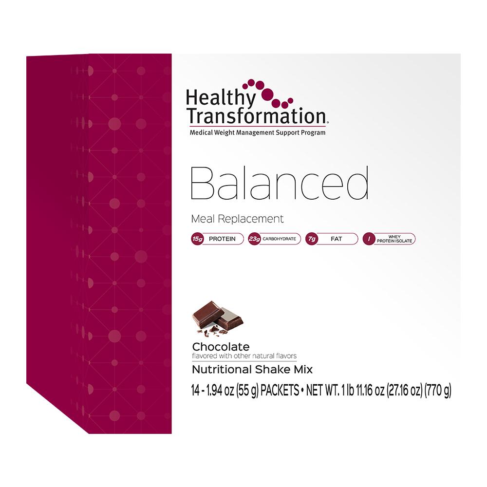 HT Balanced Meal Replacement (14 Porções)