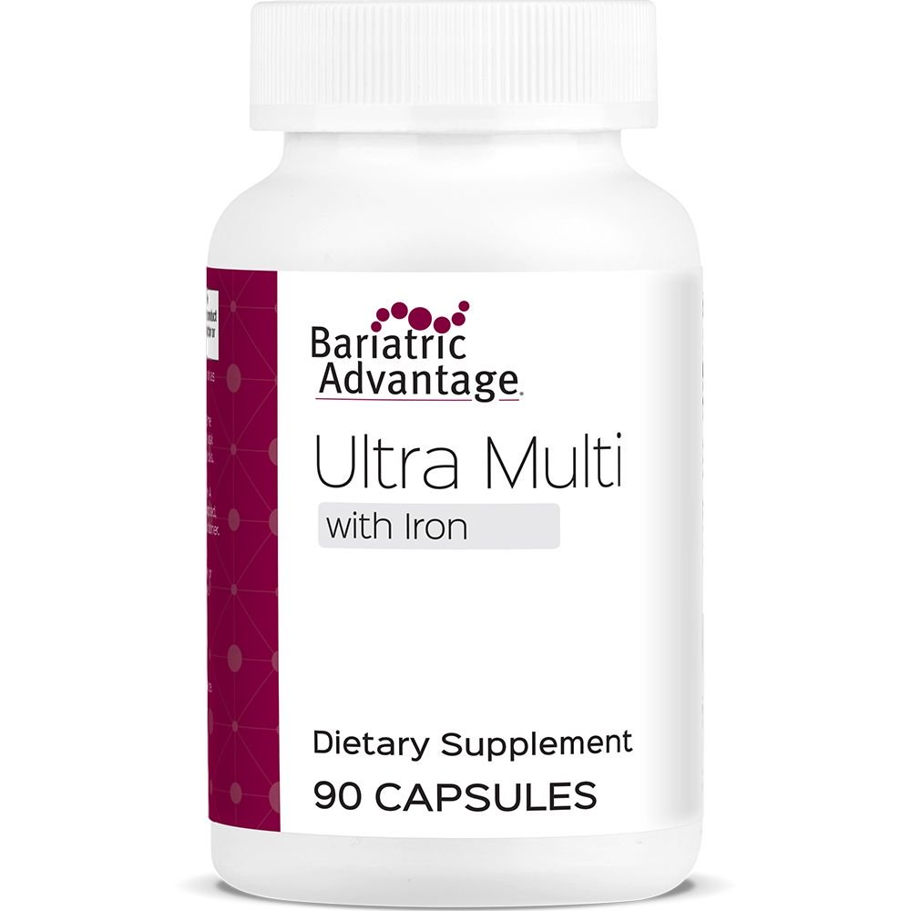 Ultra Multivitamin With Iron (Com Ferro)